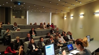 Final event with the presentation of the results of the project EDUKA2 in Trieste (Trst) on 18/04/2018