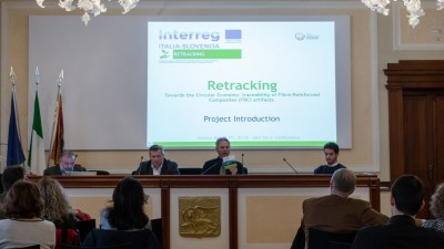 2a conferenza internazionale del progetto Retracking, Venezia, 7. 3. 2019