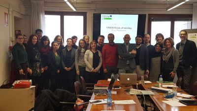 VISFRIM kick-off meeting Venezia