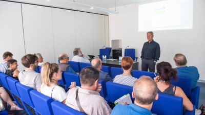 Workshop Retracking, Pordenone, 11. 7. 2019