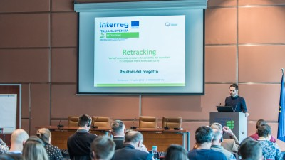 Conferenza Conclusiva del Progetto Retracking, Ljubljana, 29. 11. 2019
